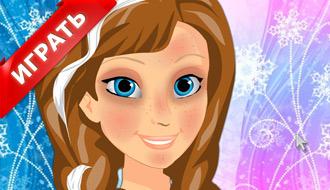 Школьный макияж Анны