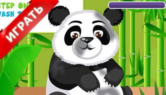 Уход за пандами