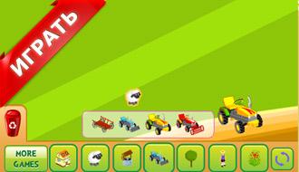 Игры про ферму