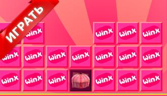 Игры головоломки Винкс