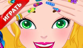 Бесплатные игры маникюр и макияж