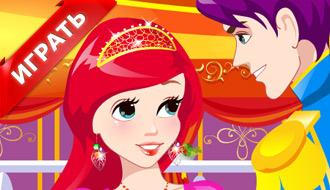 Бесплатная игра причёска и макияж