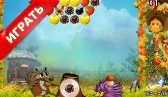 Игра про грибы
