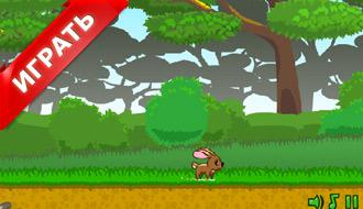 Игра про зайчиков