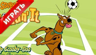 Скуби Ду и футбол