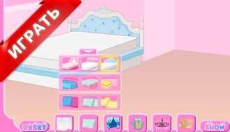 Игры комнаты принцессы