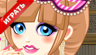 Красота макияжа