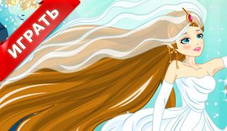 Морские платья принцессы
