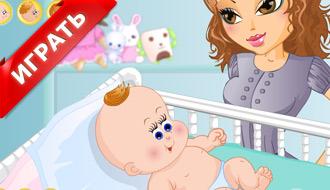 Одевалка малыша