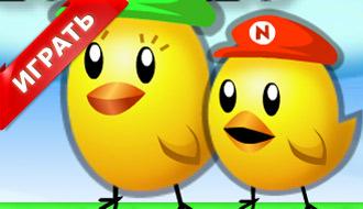 Игры про цыплят