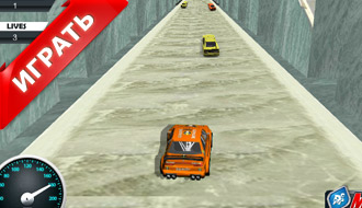 3д гонки онлайн