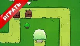 Игра - защити дерево